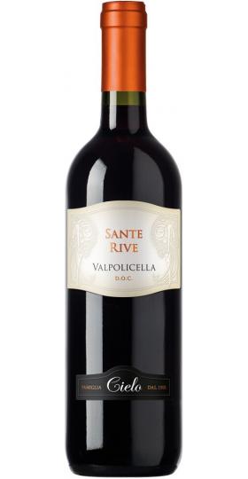 """Вино """"Sante Rive"""" Valpolicella DOC, 2017, 0.75 л"""