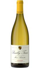 """Вино Pouilly-Fuisse AOC """"Marie-Antoinette"""", 2015, 0.75 л"""