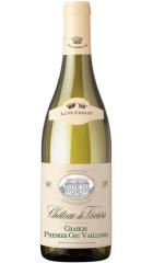 """Вино Chateau de Viviers, Chablis 1-er Cru """"Vaillons"""" AOC, 2017, 0.75 л"""