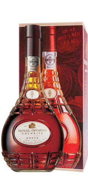 """Портвейн """"Royal Oporto"""" Colheita Porto, Douro DOC, 2000, gift box, 0.75 л"""