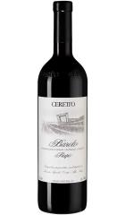 "Вино Ceretto, Barolo ""Prapo"" DOCG, 2014, 0.75 л"