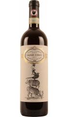 Вино Nunzi Conti, Chianti Classico DOCG, 2017, 0.75 л