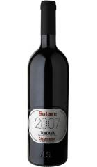 """Вино """"Solare"""" Vino da Tavola di Toscana Rosso IGT Sangiovese, 2007, 0.75 л"""