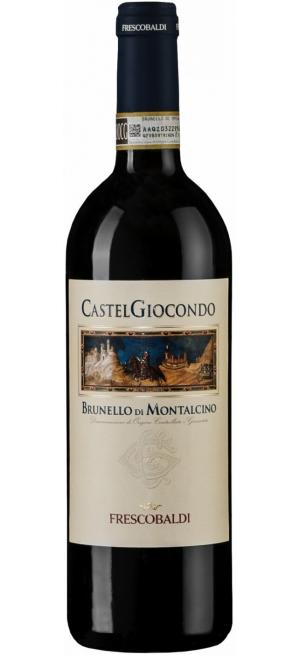 "Вино ""Castelgiocondo"" Brunello di Montalcino DOCG, 2014, 0.75 л"