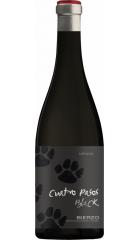 "Вино ""Cuatro Pasos"" Black, Bierzo DO, 2017, 0.75 л"