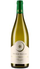 "Вино Jean-Marc Brocard, Chablis Premier Cru AOC ""Beauregard"", 2018, 0.75 л"