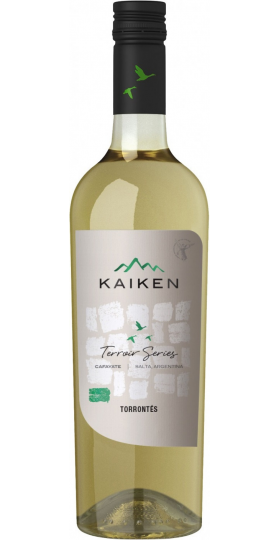 "Вино ""Kaiken Terroir Series"" Torrontes, 2018, 0.75 л"