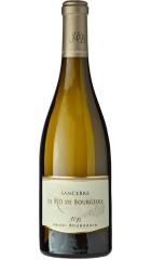 """Вино Sancerre AOC """"Le MD de Bourgeois"""", 2017, 0.75 л"""