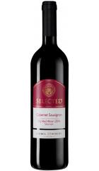"Вино Carmel Winery, ""Selected"" Cabernet Sauvignon, 2016, 0.75 л"
