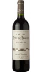"""Вино Andre Lurton, """"Chateau Tour de Bonnet"""" Rouge, 2018, 0.75 л"""