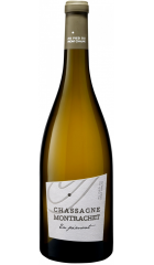 """Вино Au Pied du Mont Chauve, Chassagne-Montrachet """"En pimont"""" AOP, 2015, 0.75 л"""