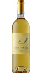 Вино Chateau Saint-Michel, Sauternes AOC, 2016, 0.75 л
