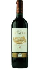 Вино Chateau Picampeau, Lussac Saint-Emilion AOC, 2014, 0.75 л