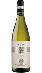 """Вино Collio Pinot Grigio """"Mongris"""" DOC, 2018, 0.75 л"""