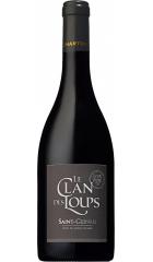 """Вино """"Le Clan des Loups"""" Saint Gervais, Cotes du Rhone Villages AOP, 2016, 0.75 л"""