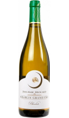 """Вино Brocard, Chablis Grand Cru """"Blanchots"""" AOC, 2014, 0.75 л"""