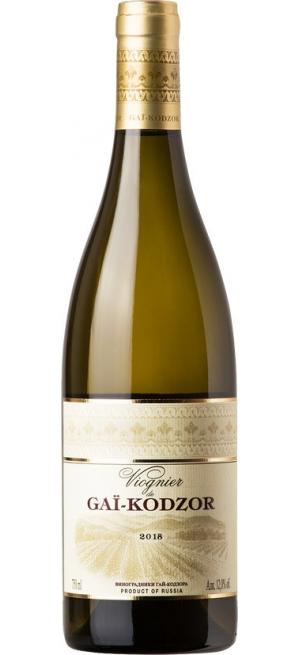 Вино Вионье де Гай-Кодзор, 2019, 0.75 л