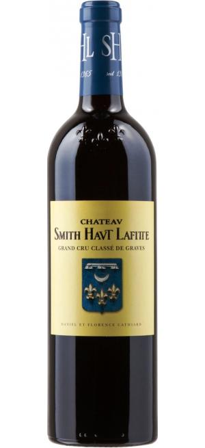 "Вино ""Chateau Smith Haut Lafitte"" Rouge Grand Cru Classe, 2014, 0.75 л"