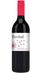 "Вино ""Recital"" Cabernet Sauvignon, Pays d'Oc, 2018, 0.75 л"