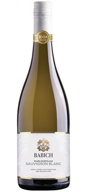 Вино Babich Wines, Sauvignon Blanc, Marlborough, 2019, 0.75 л