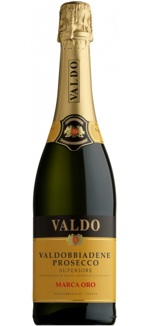 """Игристое вино Valdo, """"Marca Oro"""" Prosecco di Valdobbiadene Superiore DOCG, 0.75 л"""