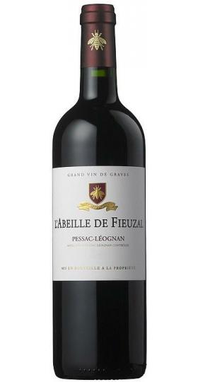 """Вино Chateau de Fieuzal, """"L'Abeille de Fieuzal"""", Pessac-Leognan AOC, 2014, 0.75 л"""