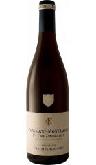 "Вино Domaine Fontaine-Gagnard, Chassagne-Montrachet 1er Cru ""Morgeot"" AOC Rouge, 2017, 0.75 л"