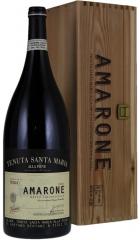 Вино Tenuta Santa Maria, Amarone della Valpolicella Classico Riserva DOCG, 2012, wooden box, 1.5 л