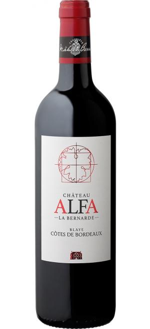 Вино Chateau Alfa la...