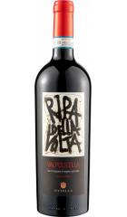 """Вино Ottella, """"Ripa della Volta"""" Valpolicella Biologico DOC, 2018, 0.75 л"""