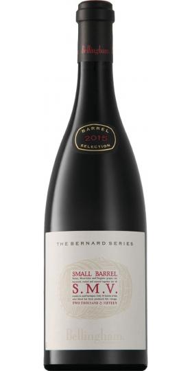 """Вино Bellingham, """"Small Barrel"""" S.M.V., 2015, 0.75 л"""