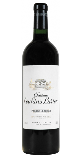 Вино Chateau Couhins Lurton, 2012, 0.75 л
