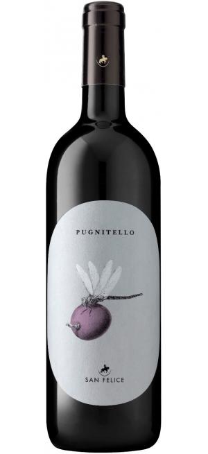 Вино Pugnitello, Tos...
