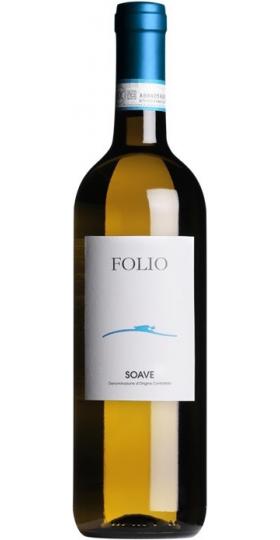 "Вино ""Folio"" Soave DOC, 2019, 0.75 л"
