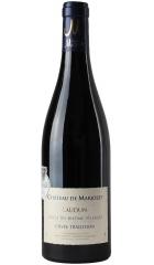 """Вино Chateau de Marjolet, Cotes du Rhone Villages Laudun """"Cuvee Tradition"""" AOC, 2018, 0.75 л"""