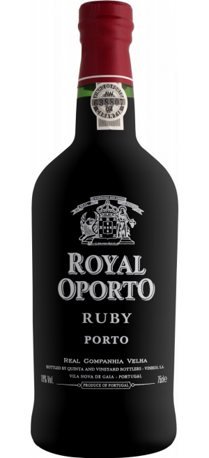 """Портвейн """"Royal Oporto"""" Ruby, Douro DOC, 0.75 л"""