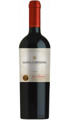 "Вино Santa Carolina, ""Gran Reserva"" Syrah, Valle del Maipo DO, 2017, 0.75 л"
