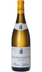 "Вино Olivier Leflaive Freres, Puligny-Montrachet 1er Cru AOC ""Champ Gain"", 2014, 0.75 л"