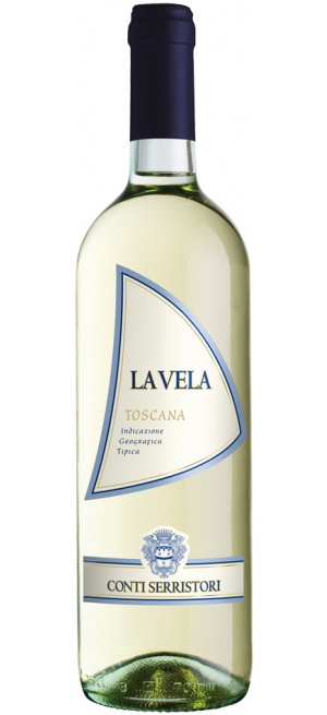 Вино Conti Serristori, La Vela, Toscana IGT, 2016, 0.75 л