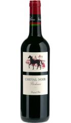 "Вино ""Cheval Noir"" Bordeaux AOC, 2016, 0.75 л"