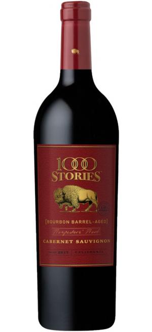 "Вино ""1000 Stories"" Cabernet Sauvignon, 2017, 0.75 л"