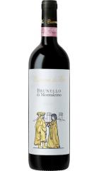 """Вино Casanova di Neri, Brunello di Montalcino """"Figuranti"""" DOCG, 2015, 0.75 л"""