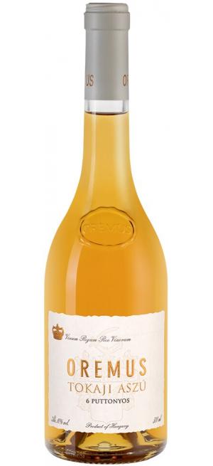 "Вино ""Tokaji Aszu"" 6ptt, 2008, 0.5 л"