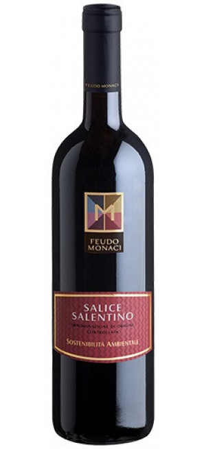 Вино Feudo Monaci, Salice Salentino DOC, 2017, 0.75 л