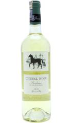 """Вино """"Cheval Noir"""" Bordeaux Blanc AOC, 2018, 0.75 л"""