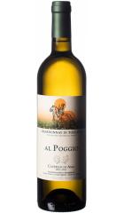 """Вино """"Al Poggio"""", Toscana IGT, 2015, 0.75 л"""