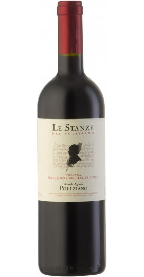 "Вино ""Le Stanze del Poliziano"", Toscana IGT, 2016, 0.75 л"