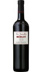 Вино Les Jamelles, Merlot, Pays d'Oc IGP, 2017, 0.75 л
