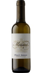 Вино Minini, Pinot Grigio, Veneto IGT, 2018, 375 мл