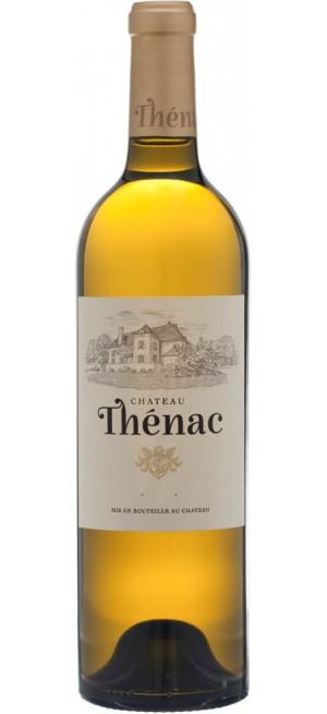 """Вино """"Chateau Thenac"""" Blanc, Bergerac AOC, 2015, 0.75 л"""
